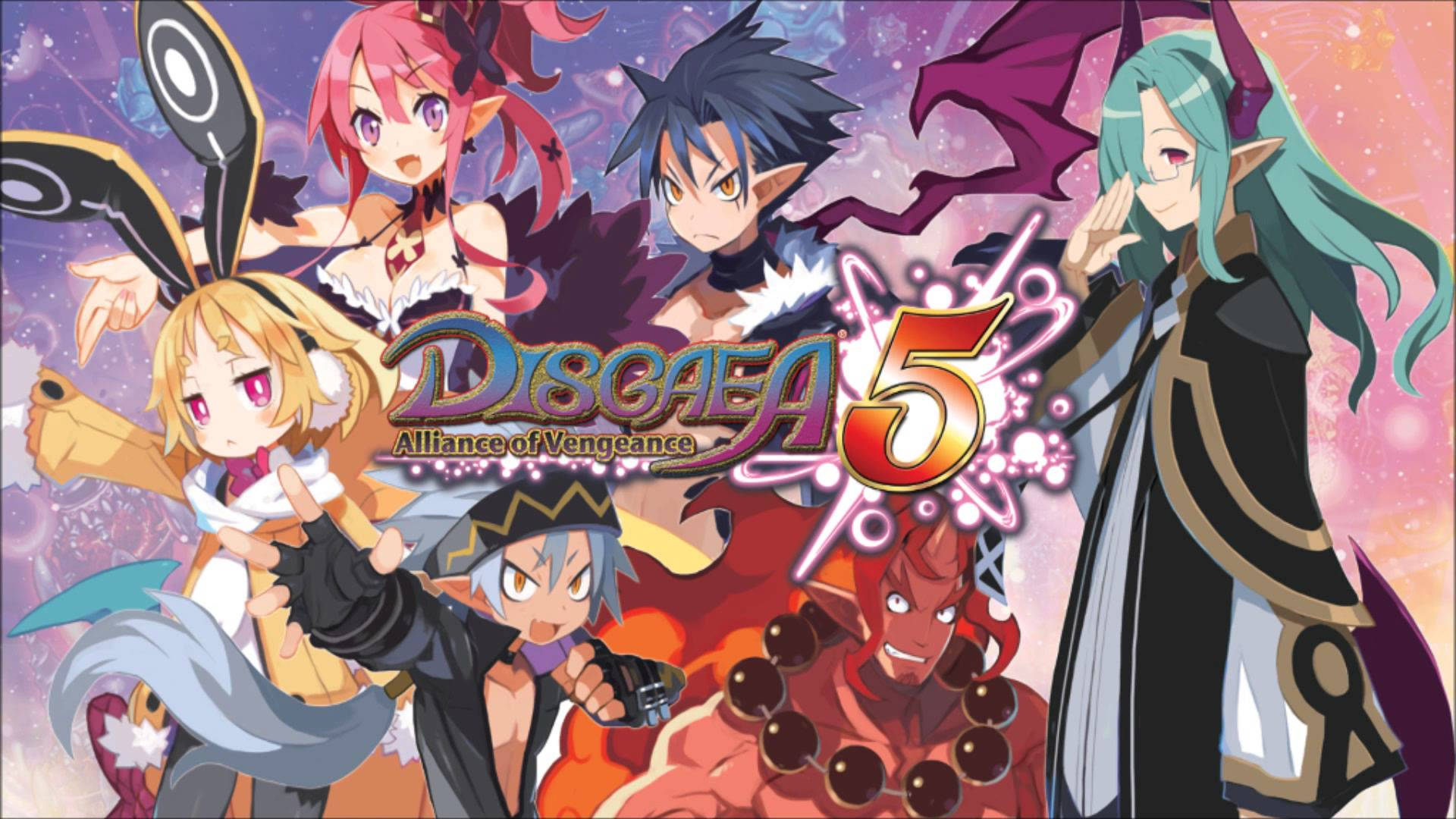 Disgaea 5: Alliance Of Vengeance Computer Wallpapers, Desktop