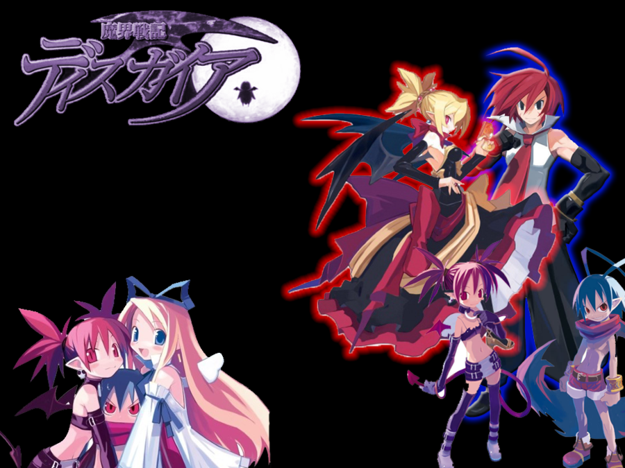 Makai Senki Disgaea Wallpaper by DarkKumo on DeviantArt