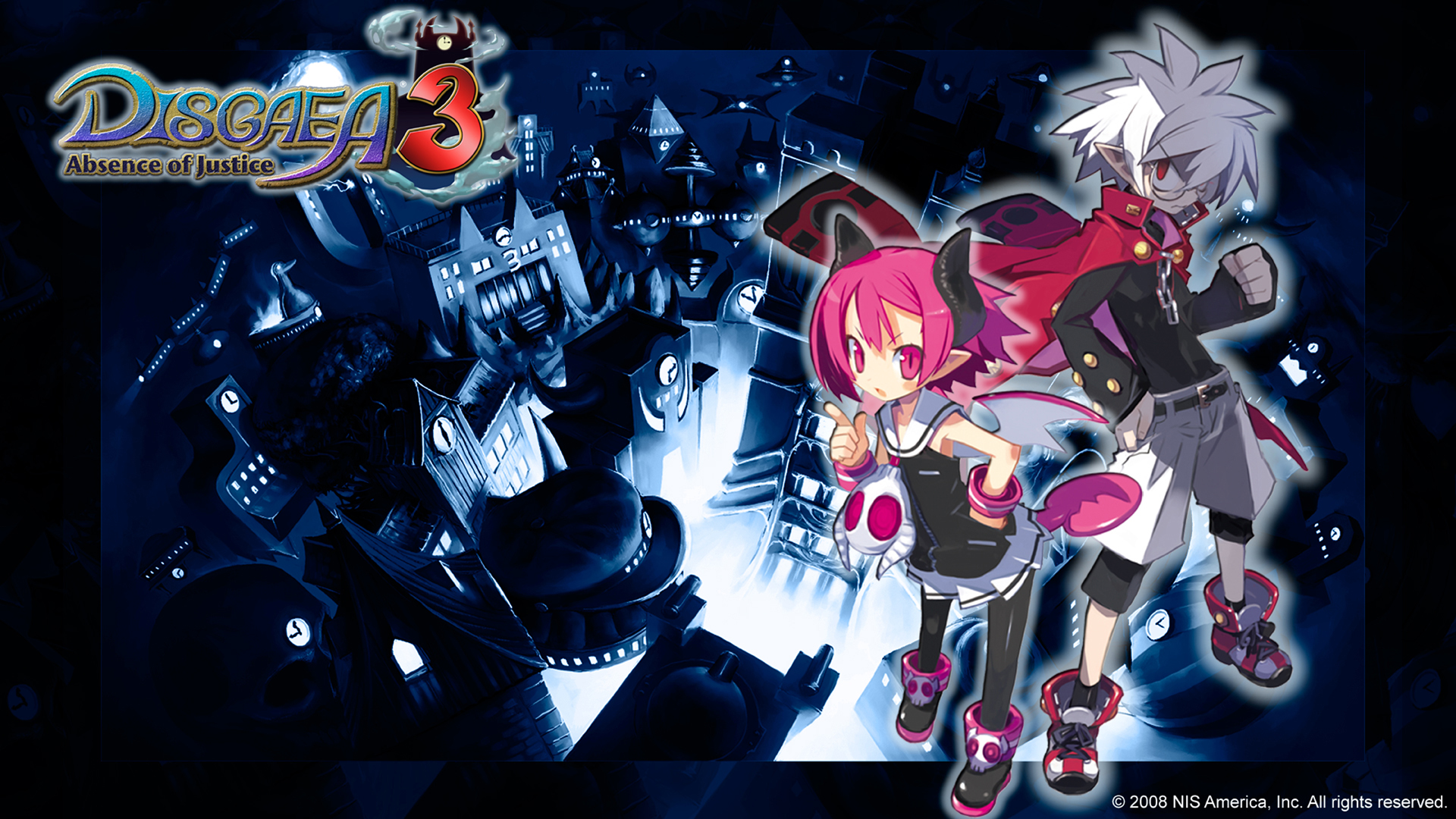 6 Disgaea 3 : Absence Of Justice HD Wallpapers | Backgrounds