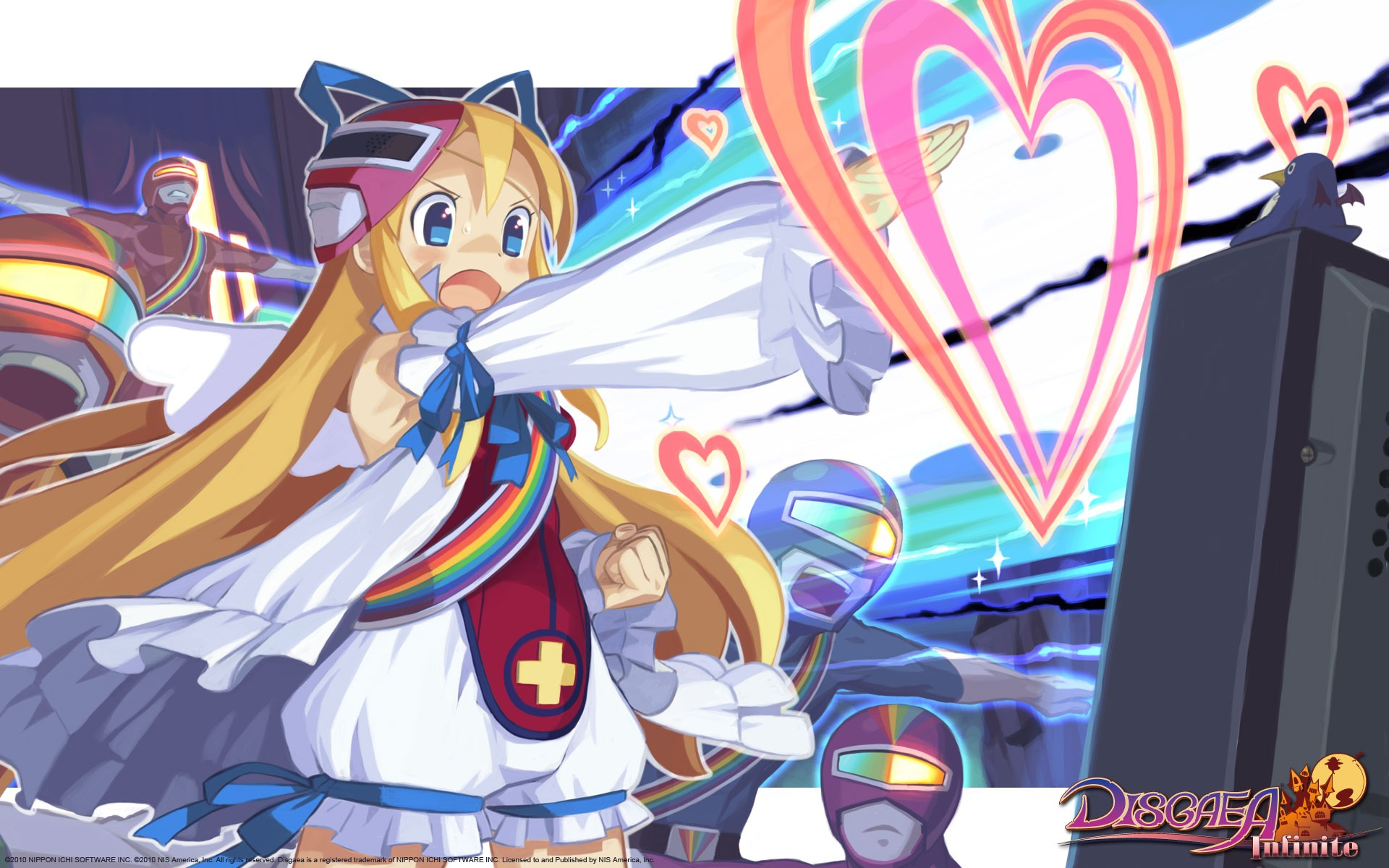 Disgaea Wallpapers - WallpaperSafari