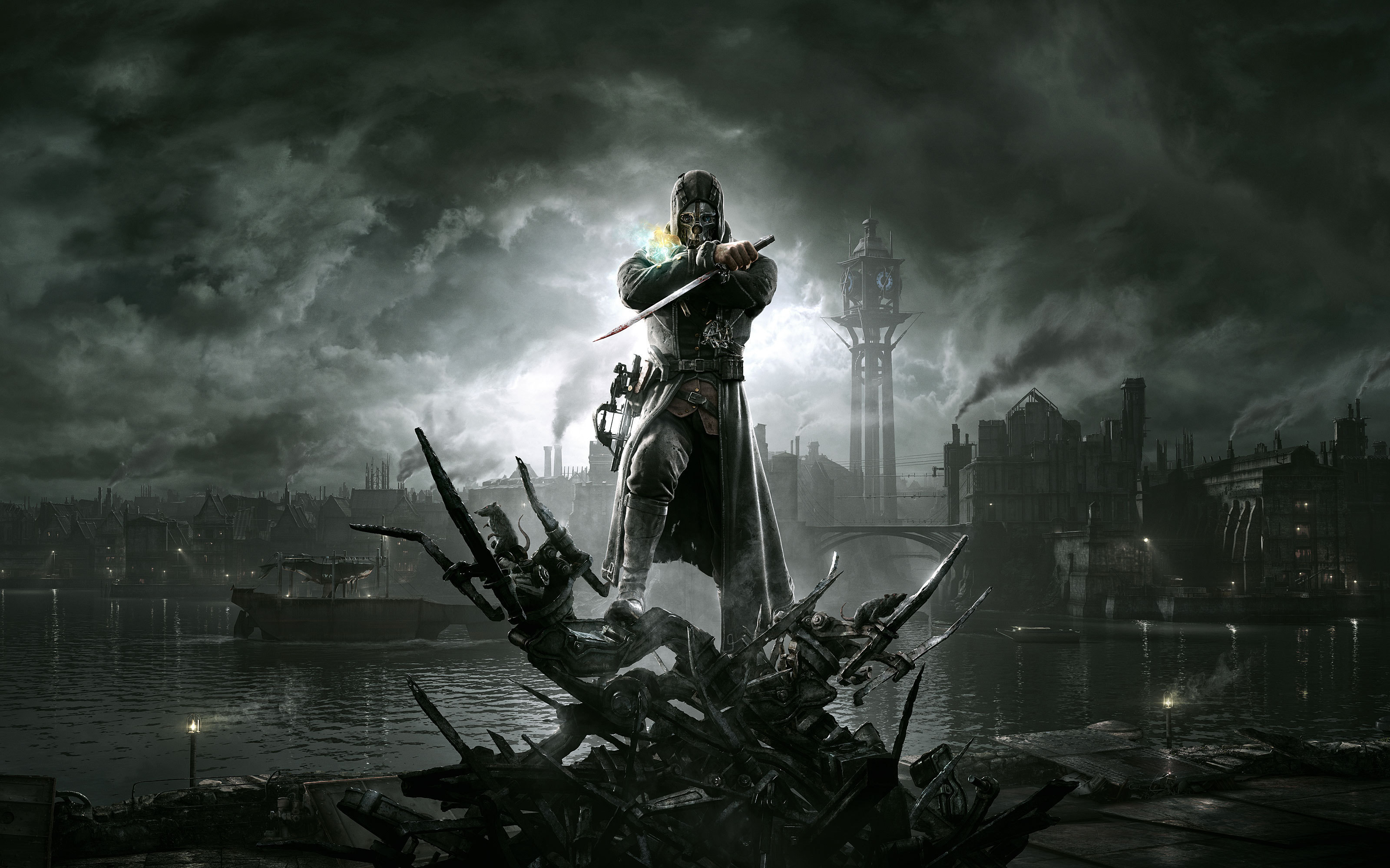 78 Dishonored HD Wallpapers | Backgrounds - Wallpaper Abyss