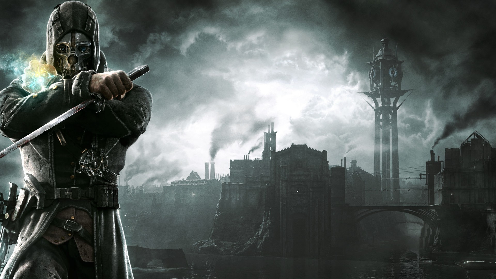 Dishonored Wallpaper for PC | Full HD Pictures