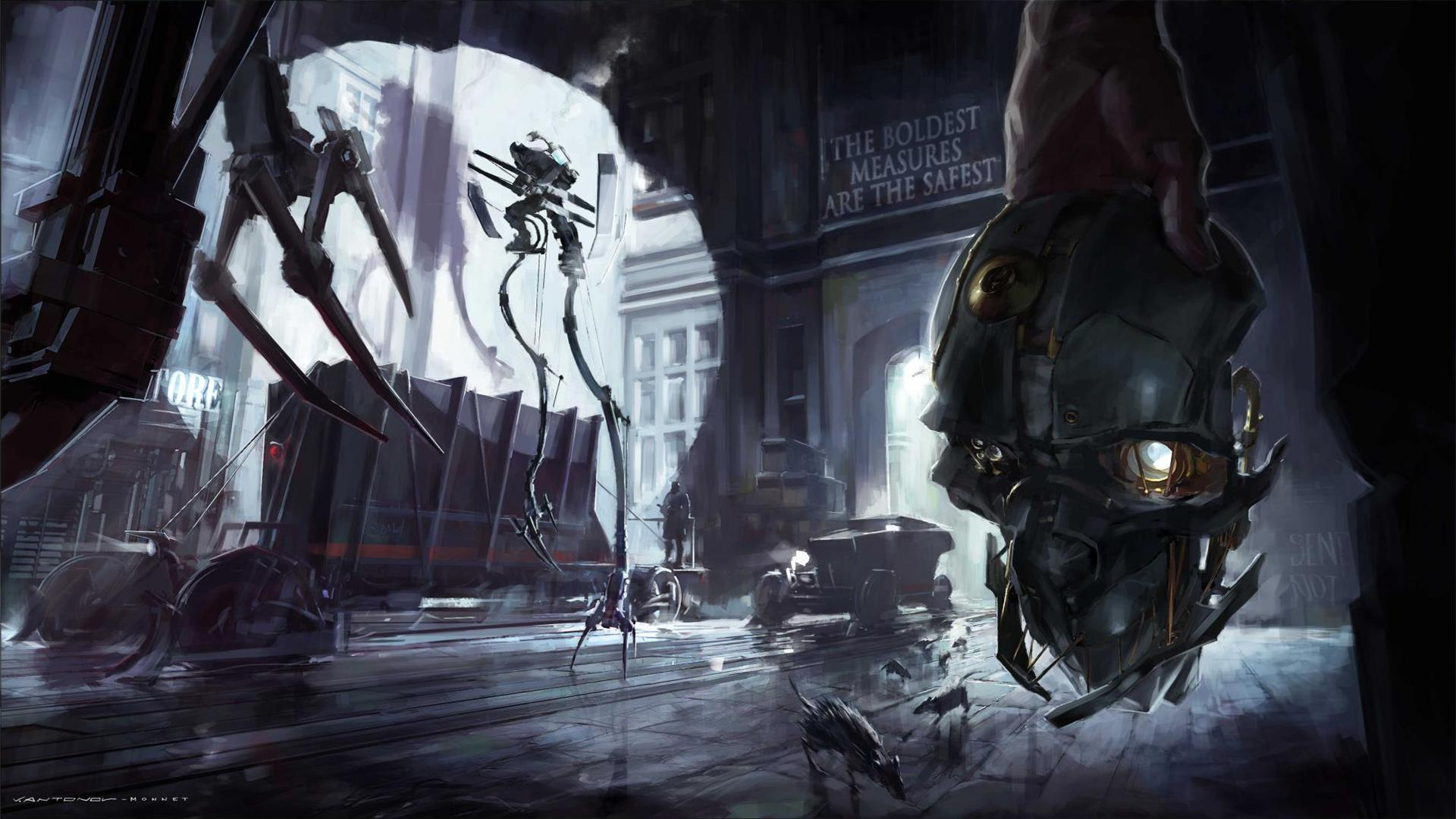 78 Dishonored HD Wallpapers | Backgrounds - Wallpaper Abyss - Page 2