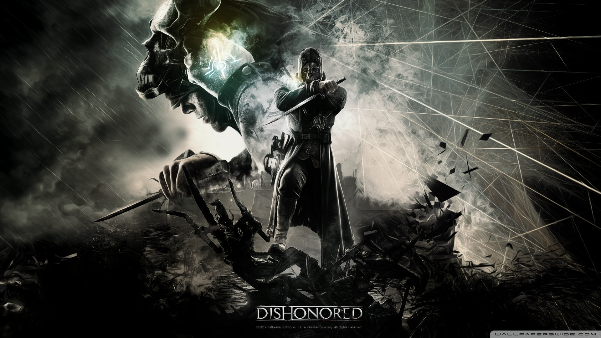 Dishonored Wallpaper, HQFX Dishonored Wallpapers for Free, Wallpapers