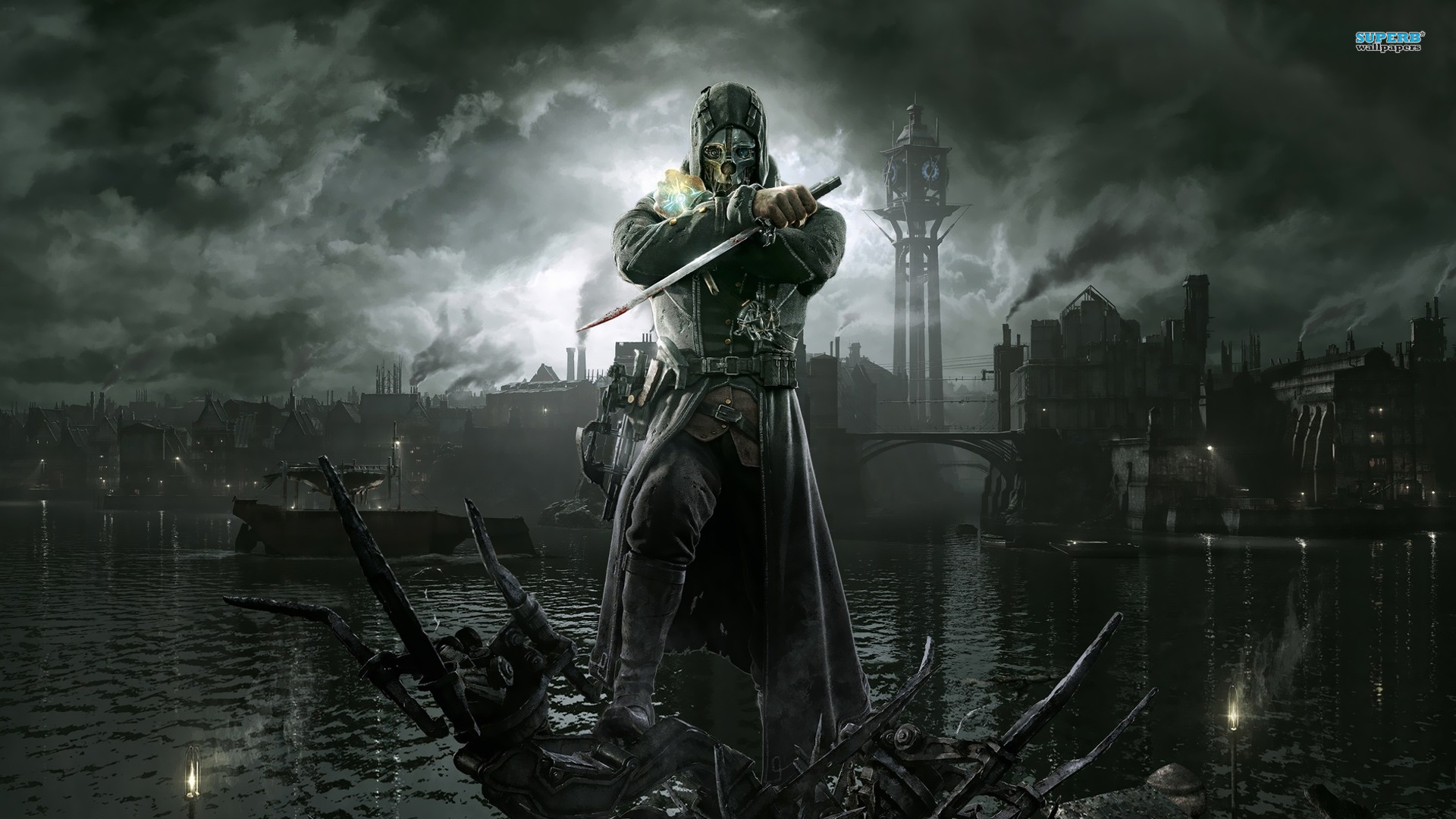 Dishonored - wallpaper