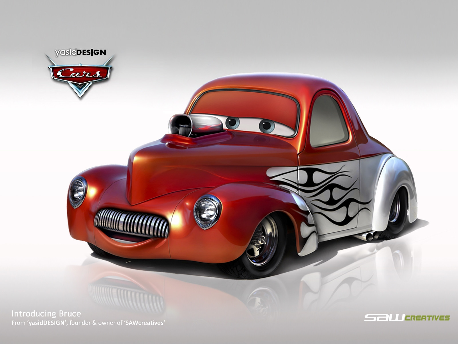 Disney Cars Wallpapers Free Download