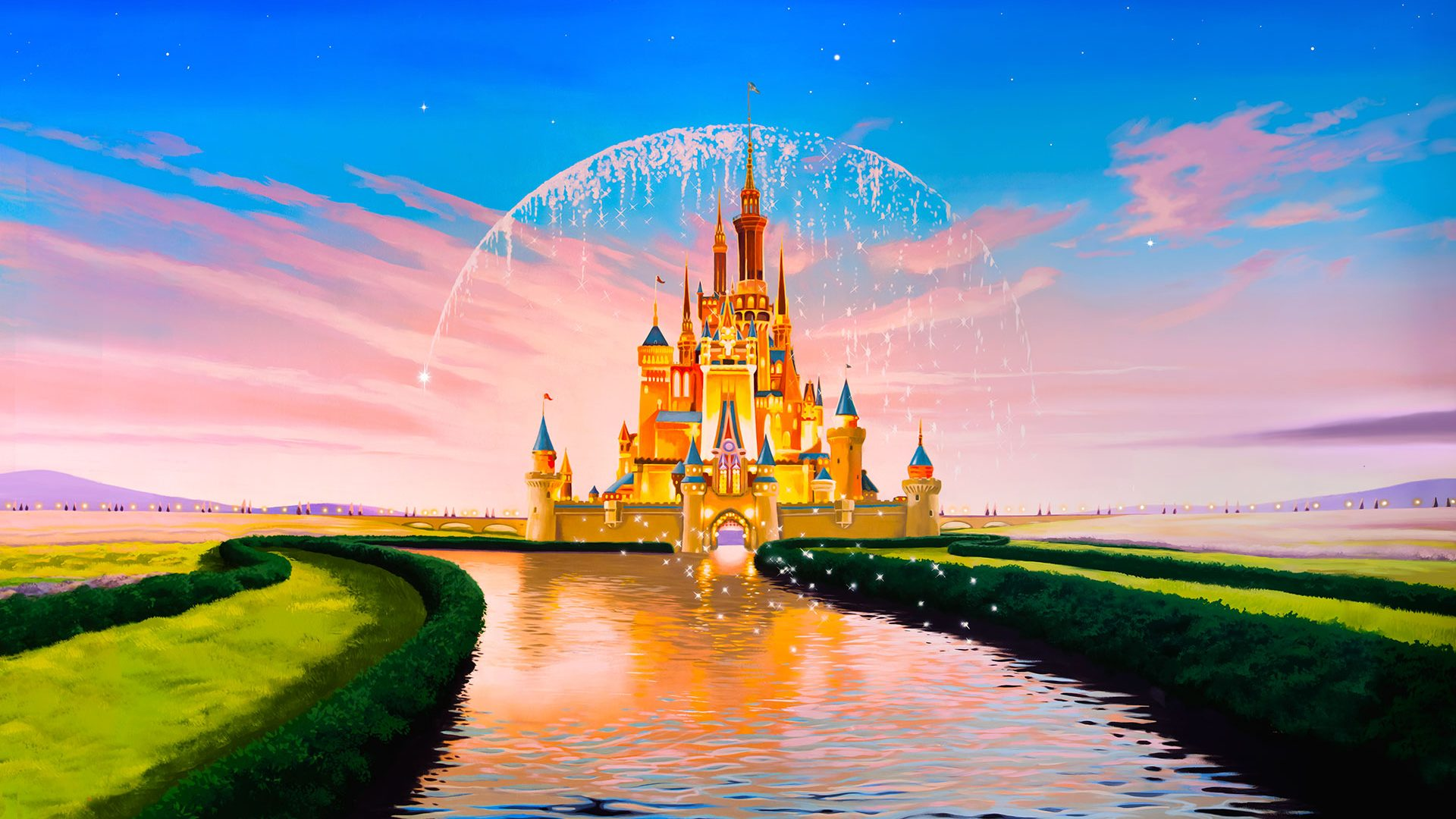 Free Download Disney Castle Backgrounds – Wallpapercraft