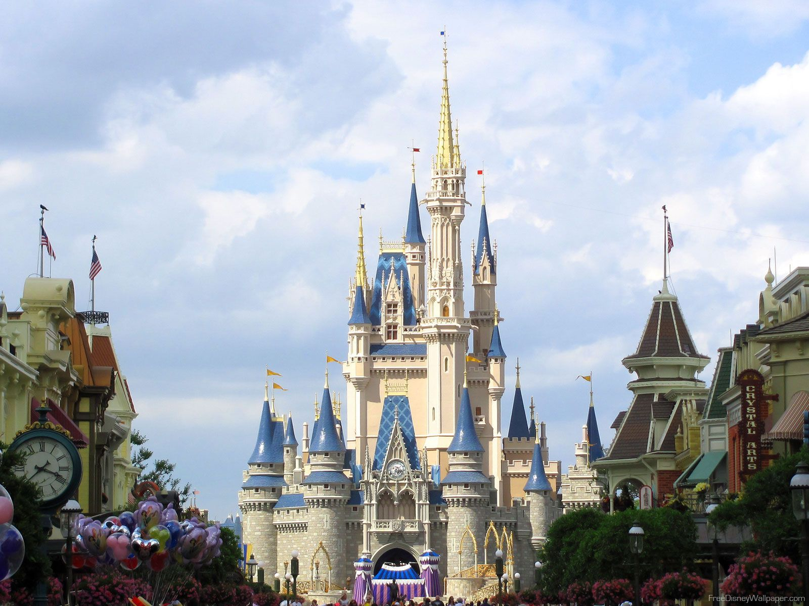 Disney Castle Wallpaper Mobile - Scerbos com
