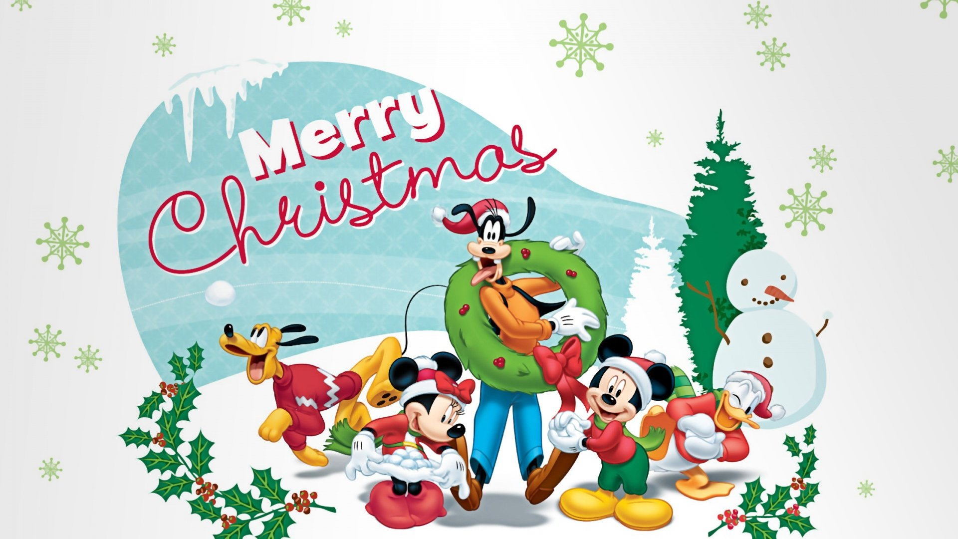 Disney Christmas Wallpapers HD | PixelsTalk Net