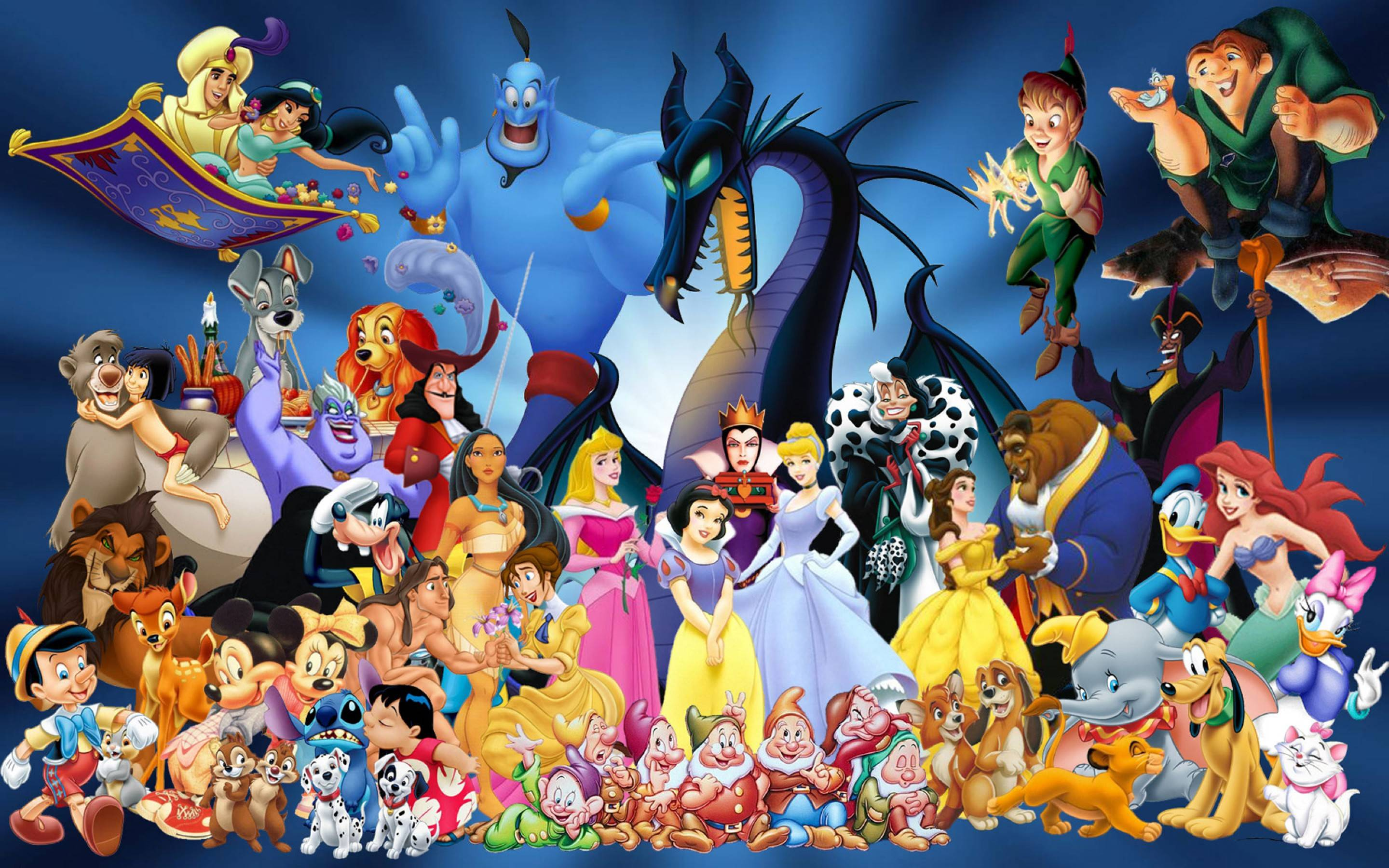 Free Disney Wallpapers For Computer - Wallpaper Cave