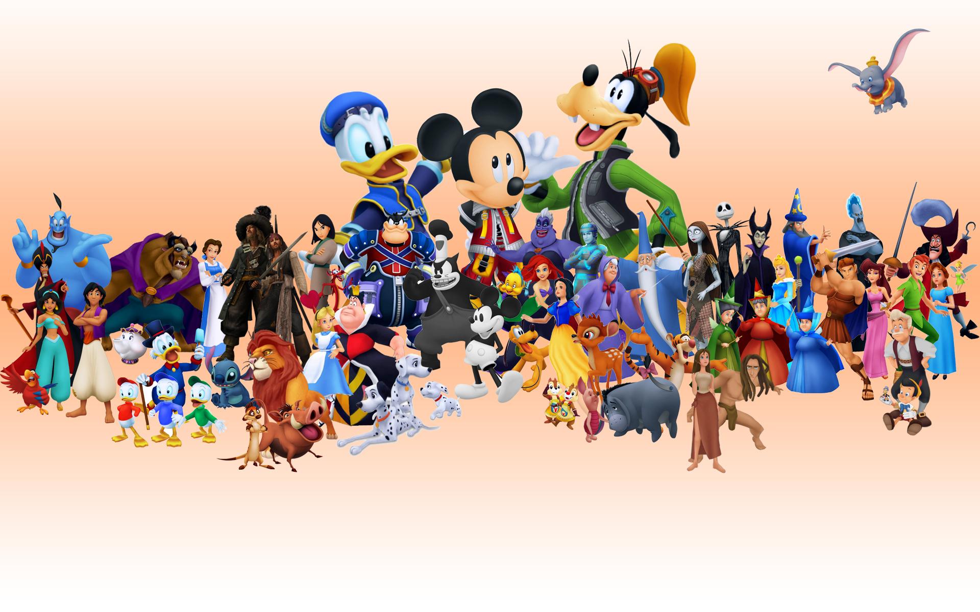 Free Disney Computer Wallpaper - WallpaperSafari
