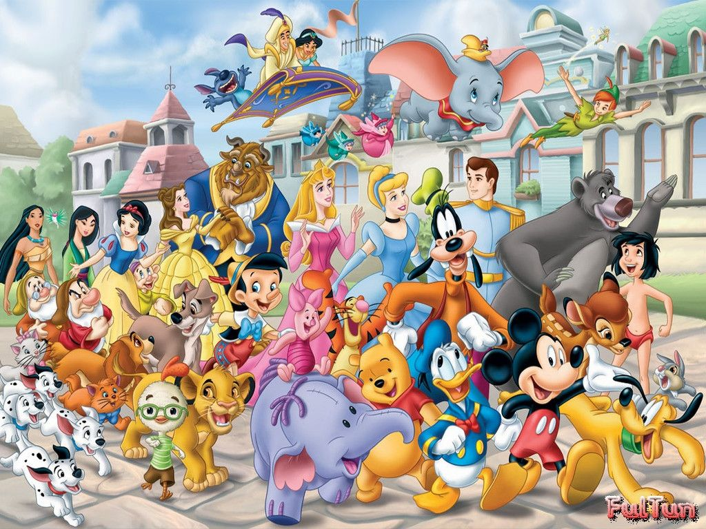25 Disney Wallpapers Backgrounds Images Pictures