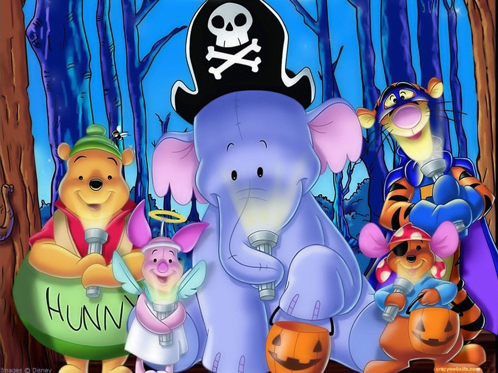 Disney Halloween Wallpapers ★ free Halloween Widescreen