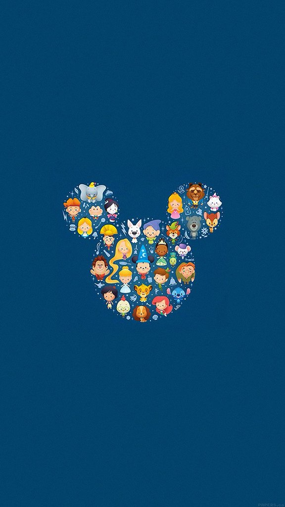 Disney iPhone Wallpapers | POPSUGAR Tech
