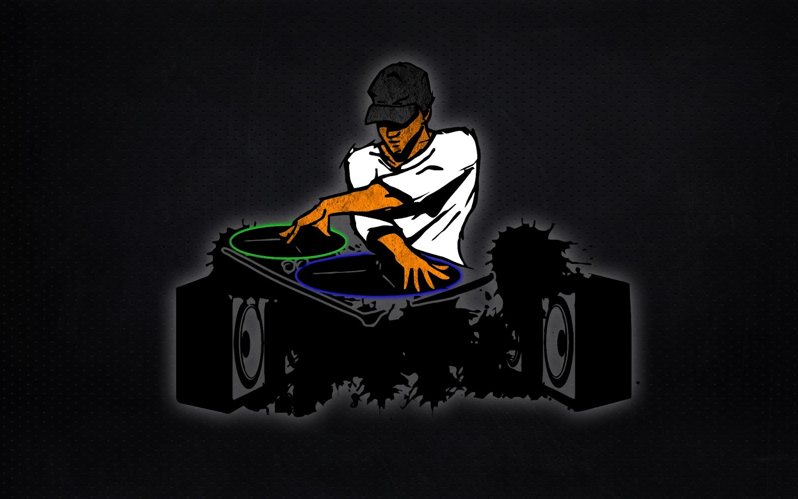 Dj Cartoon Wallpaper