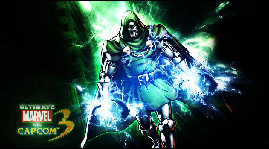 Ultimate marvel vs capcom 3 Dr.Doom Wallpaper by KaboXx on DeviantArt src