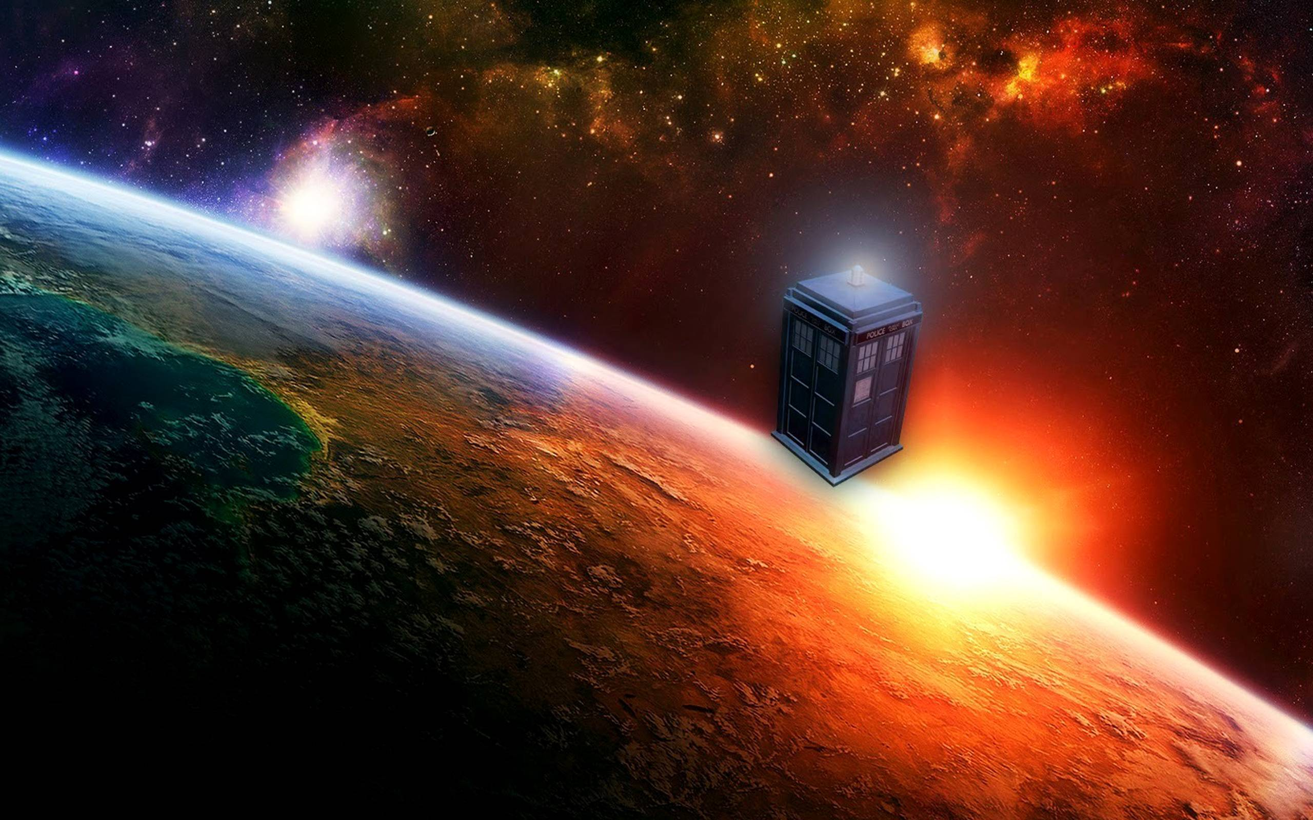 Doctor Who Tardis Wallpaper Sf Wallpaper
