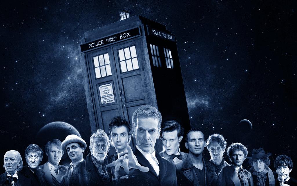 Wallpaper Doctor Who - Tardis by Anklem on DeviantArt