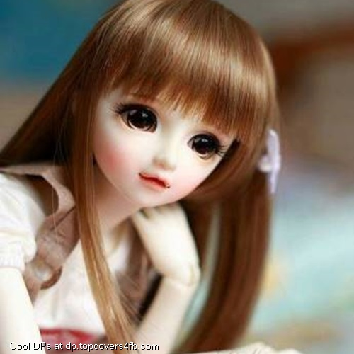 Cute Little Gorgeous Doll - Cool Display Pictures