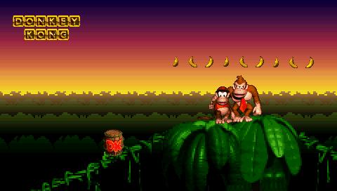 Donkey Kong Country Wallpaper Sf Wallpaper
