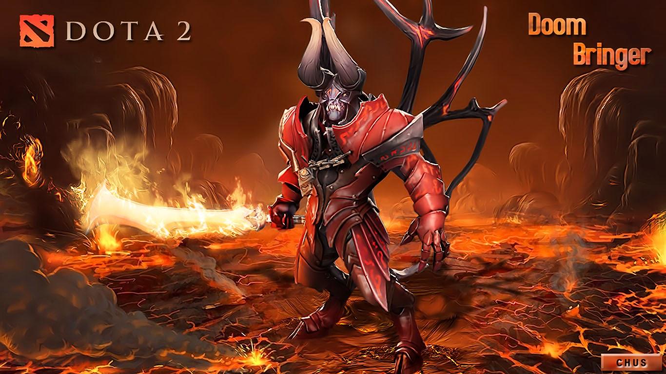 Doom 2 Wallpaper