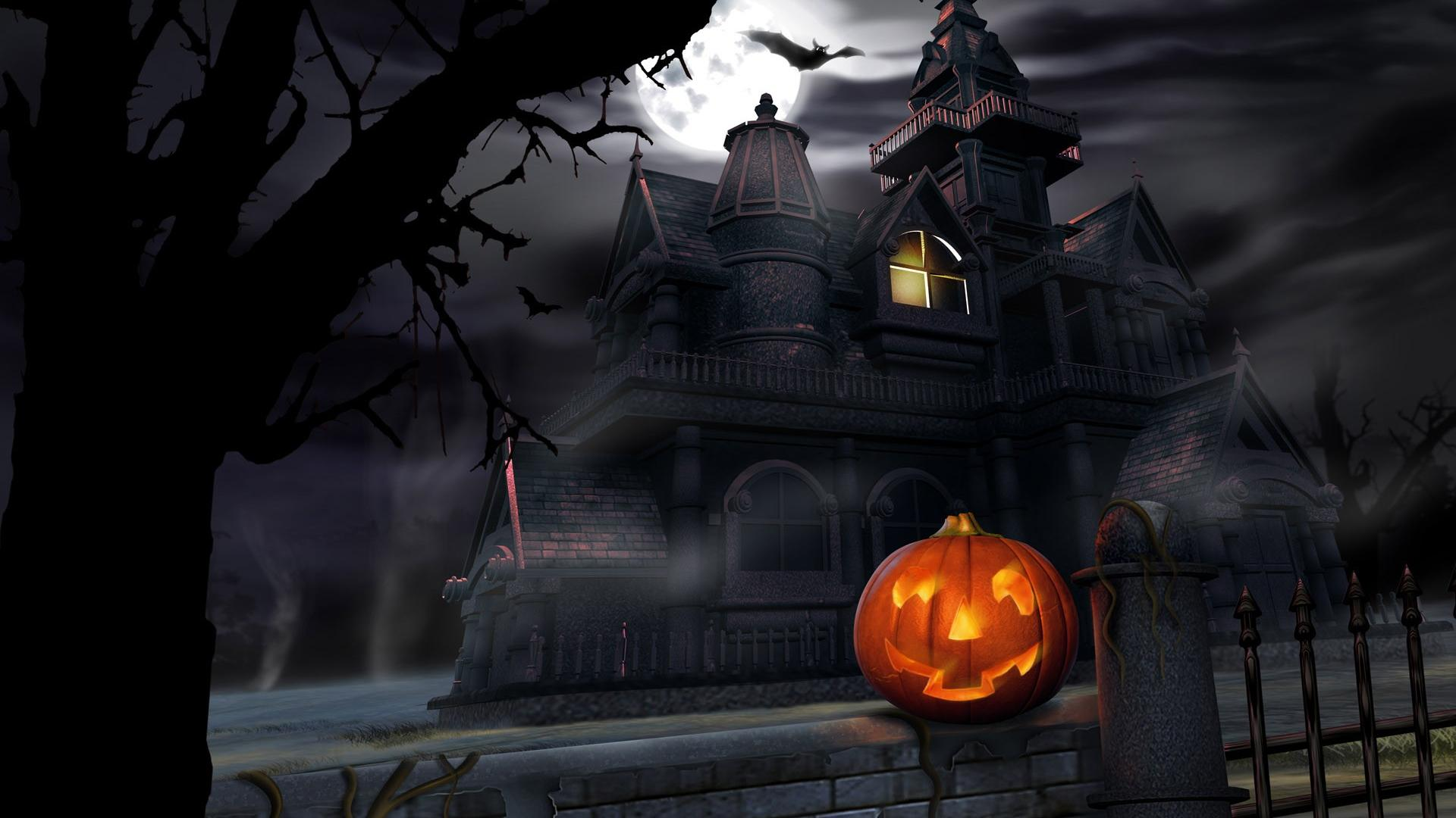 Cool Desktop Backgrounds Halloween – Free wallpaper download