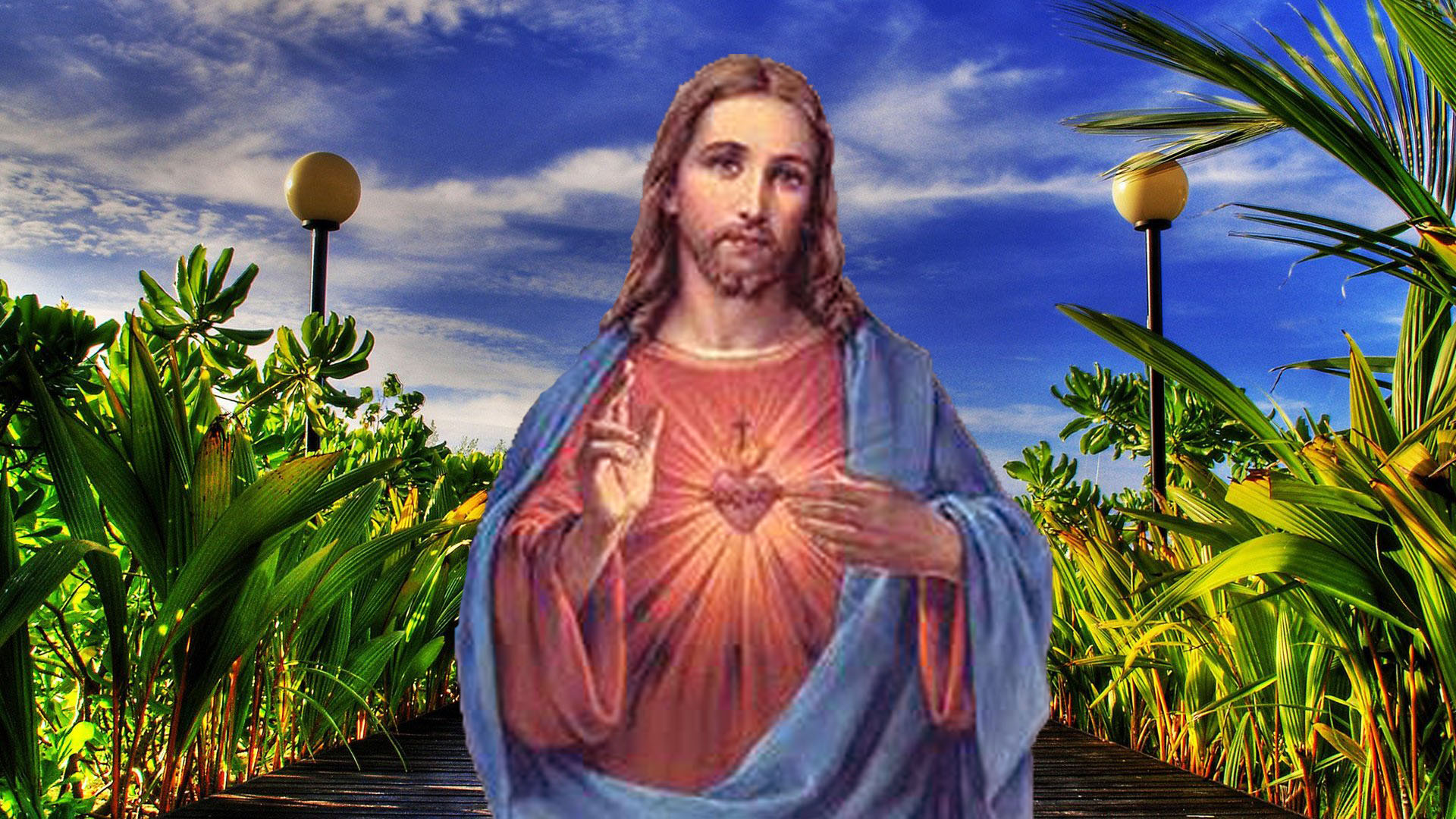 Free Jesus Wallpapers