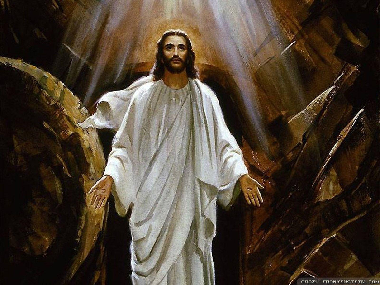 Jesus Free Wallpaper