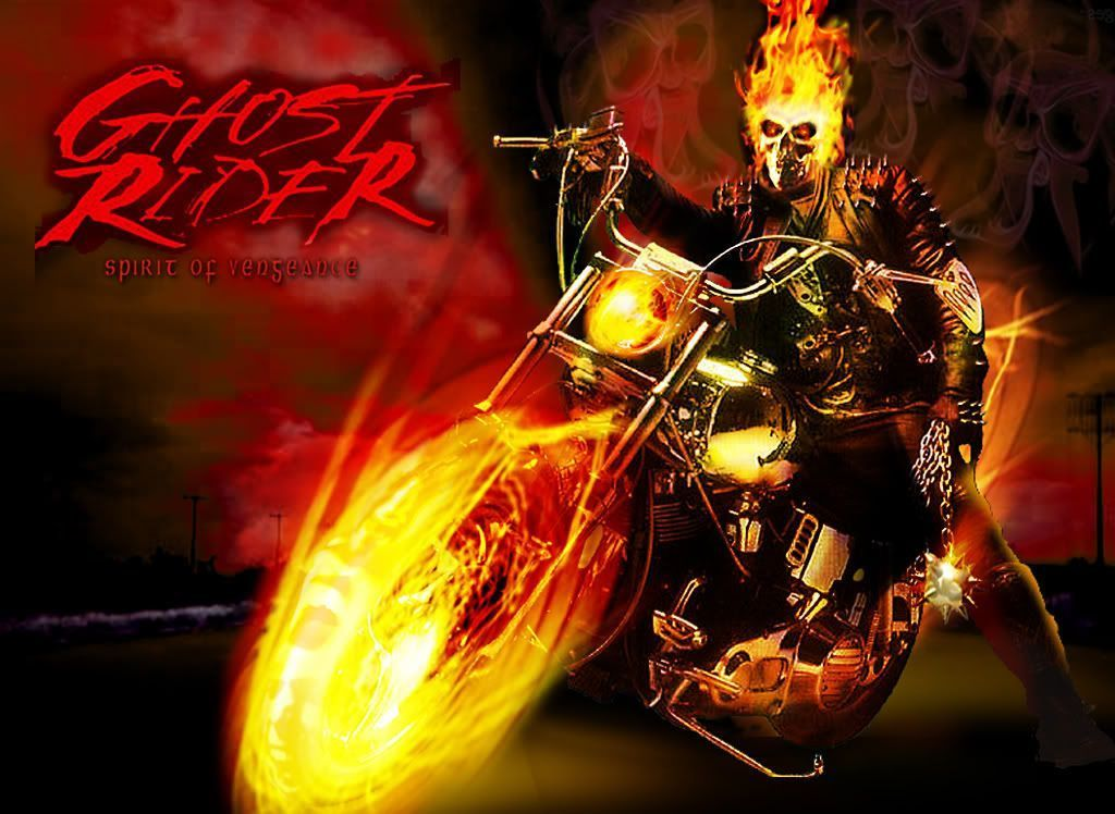 Download Ghost Rider Wallpaper Page 1