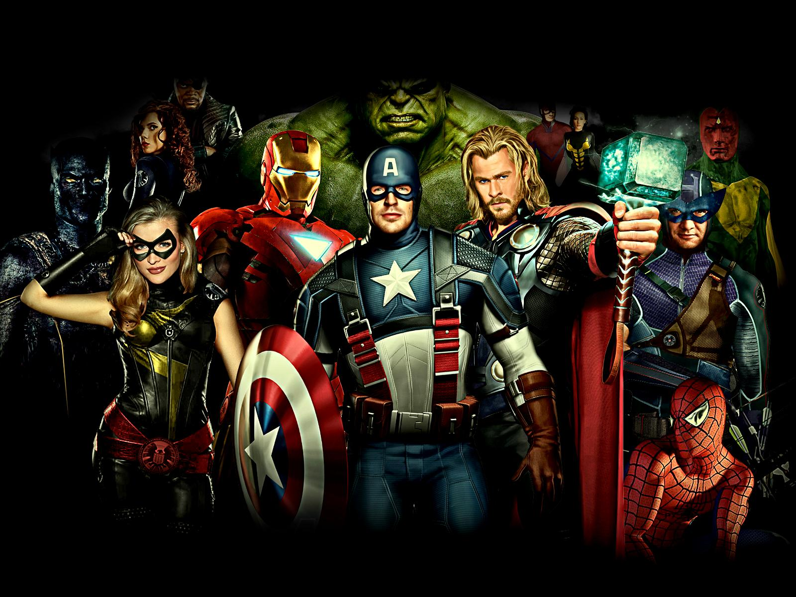 download hd wallpapers of avengers - sf wallpaper