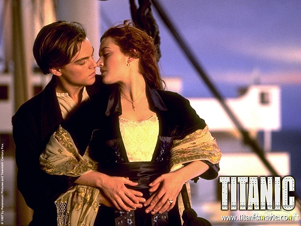 Download Free Romantic love in Titanic wallpaper, Romantic love in