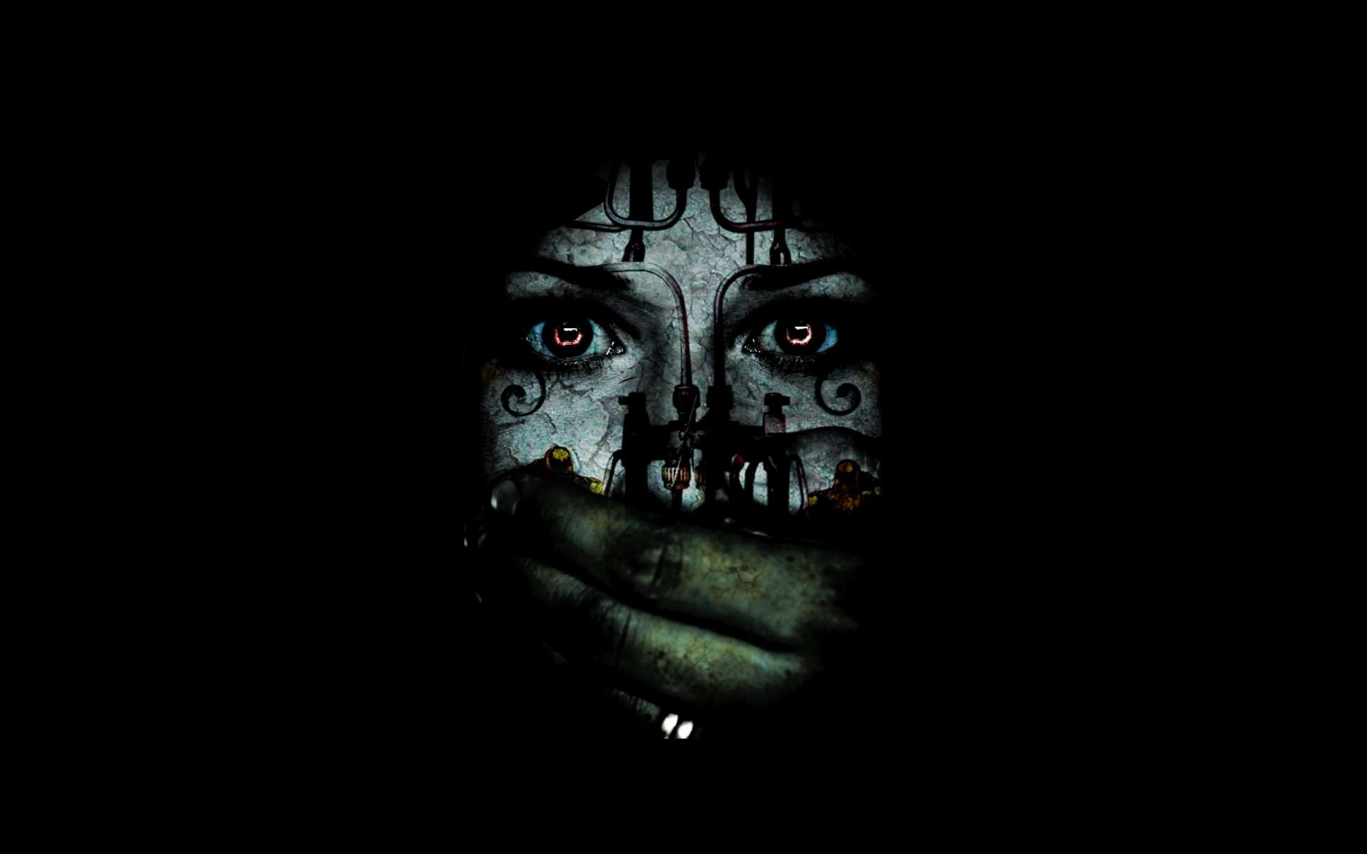 Download Scary Wallpaper