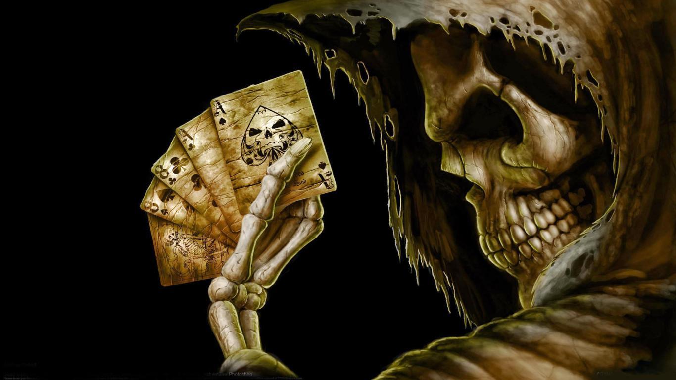 Scary skull wallpapers - SF Wallpaper