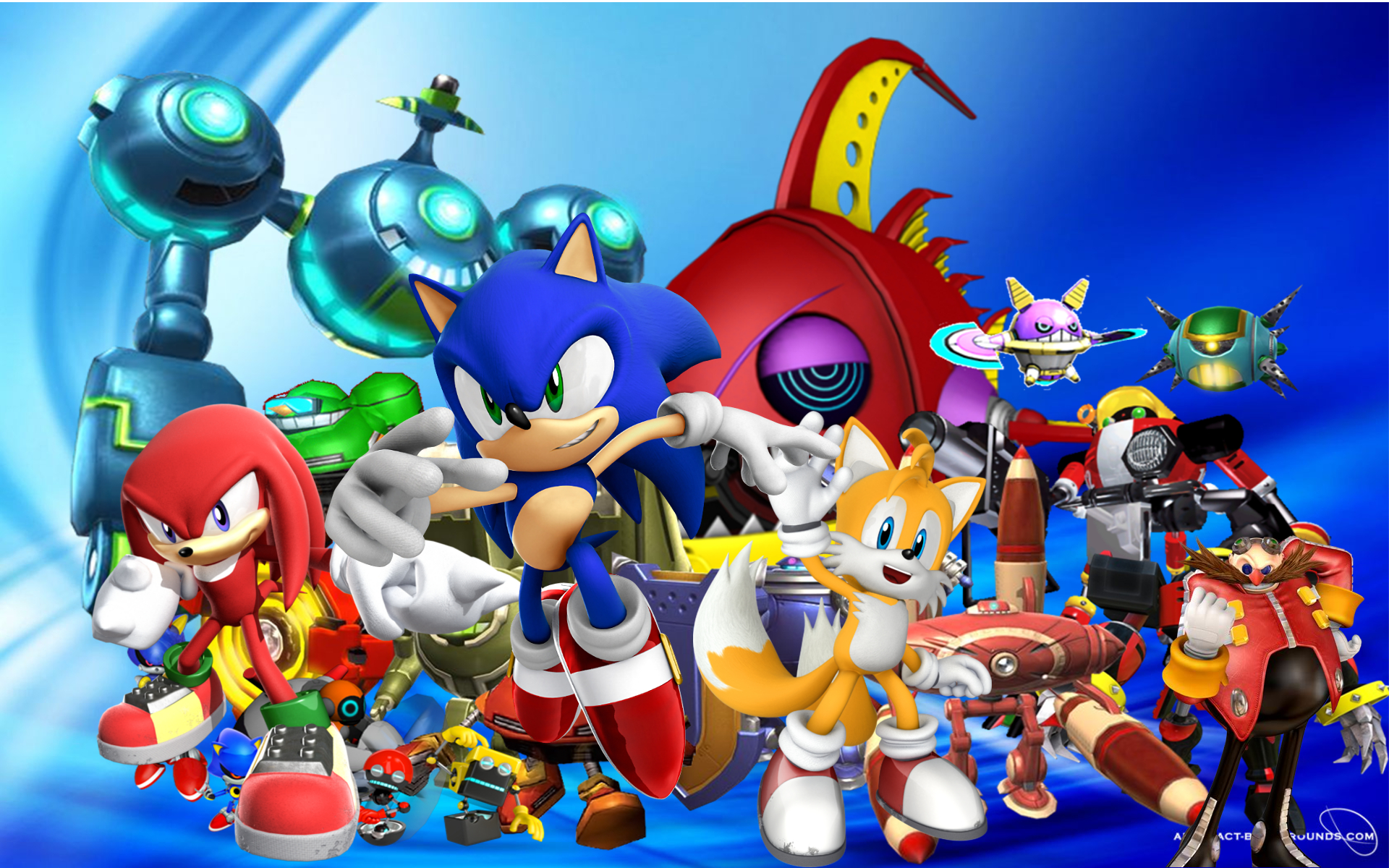 Download Sonic Wallpaper