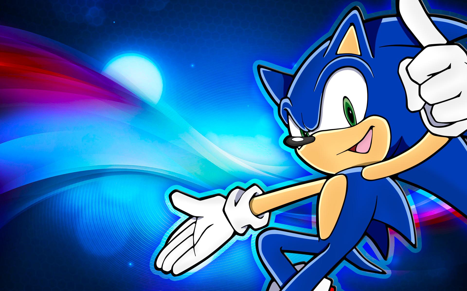 Sonic - wallpaper