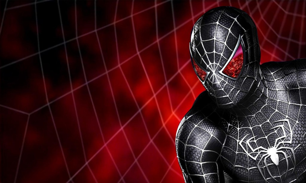 Black Spiderman Wallpapers High Resolution