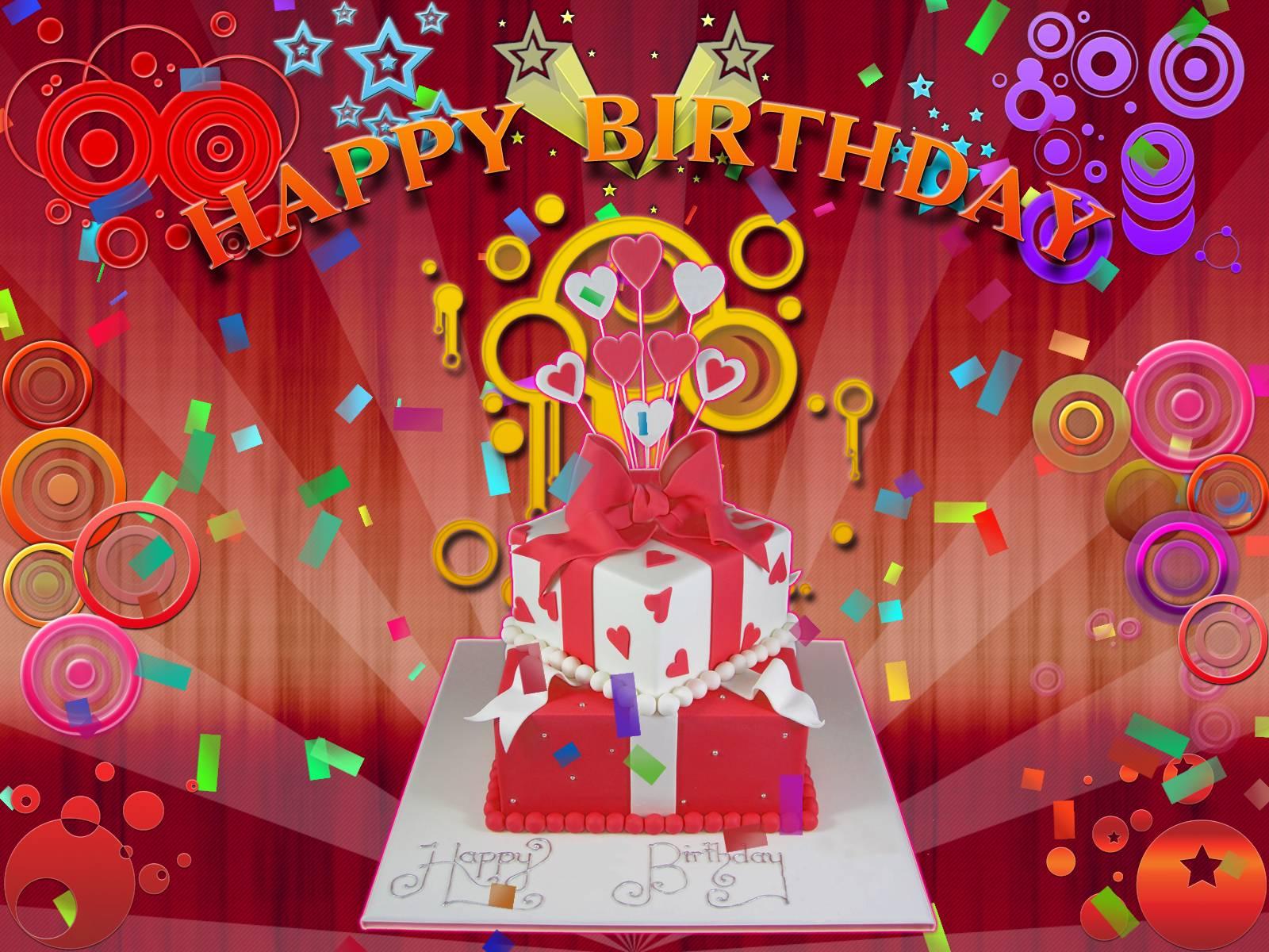Happy Birthday Wallpaper Free Download Sf Wallpaper