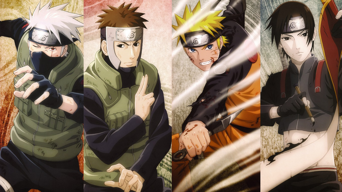 Naruto Shippuden Wallpaper For Laptop SF Wallpaper