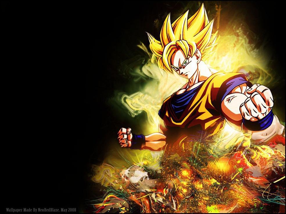 Dragon Ball Z Wallpapers Goku Group (85+)