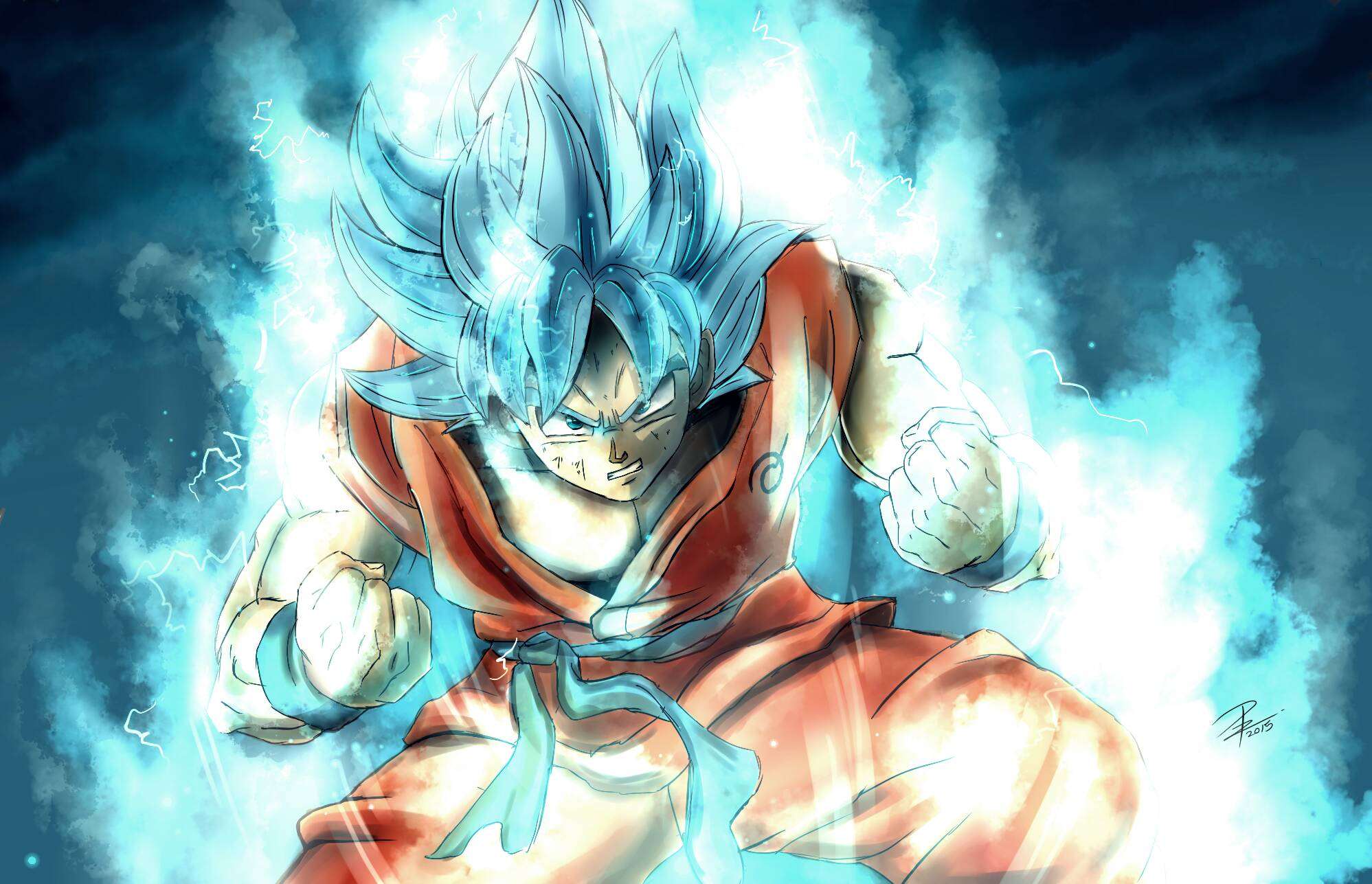 421 Goku HD Wallpapers | Backgrounds - Wallpaper Abyss