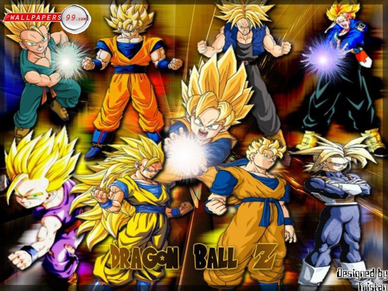 Dragon Ball Z Wallpaper Download