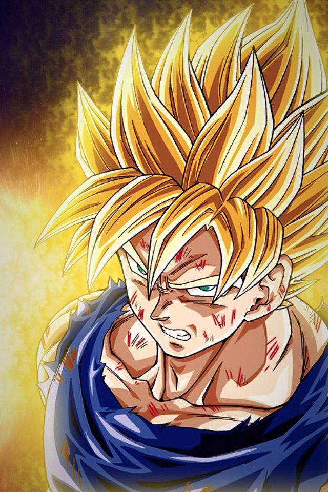 Dragon Ball Z Wallpaper Iphone Sf Wallpaper