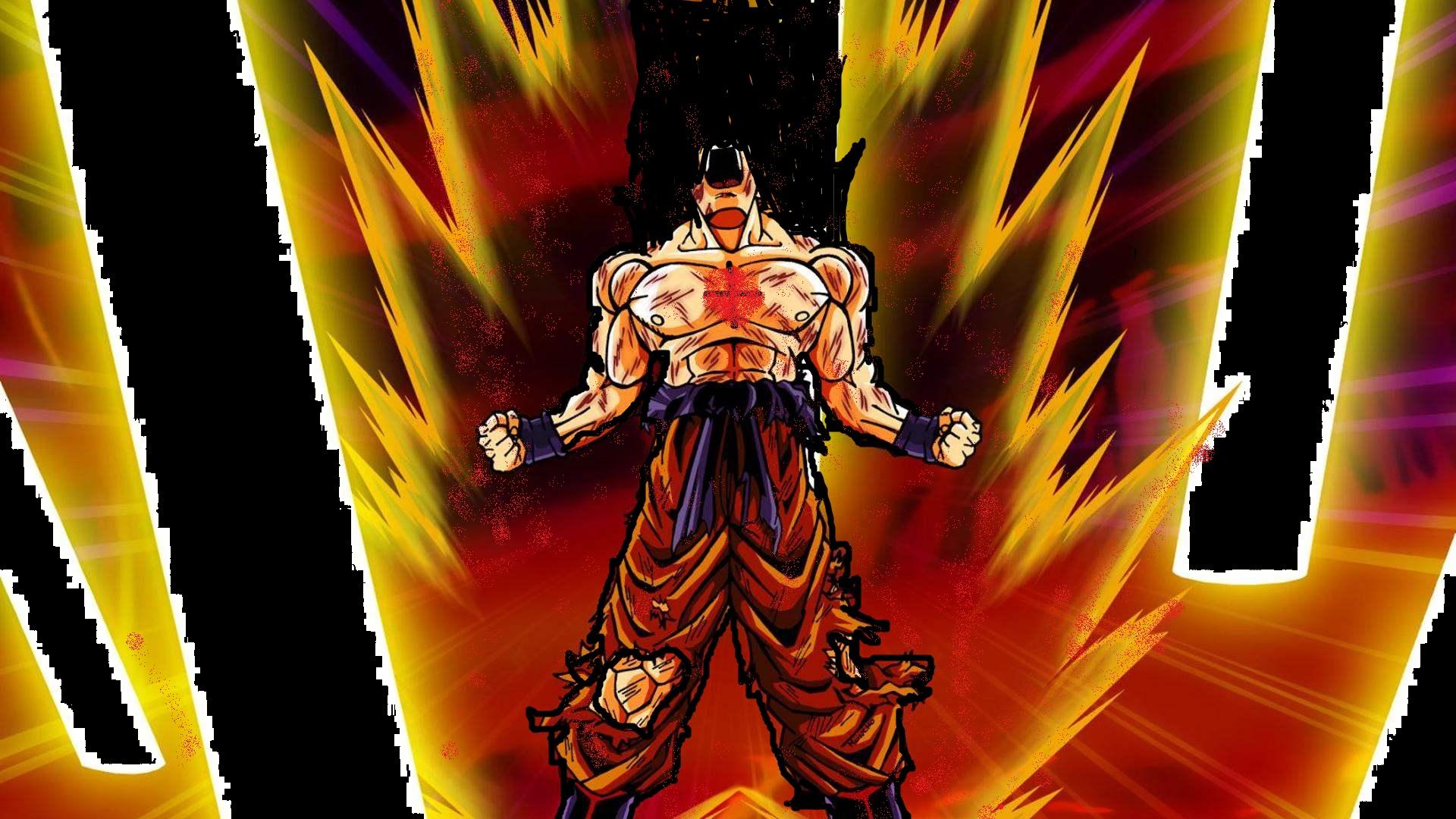 Super Saiyan Goku Wallpaper
