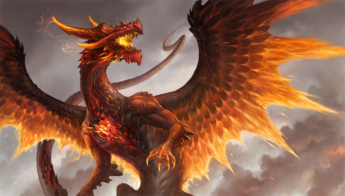 Blue Dragon v2 by sandara on DeviantArt