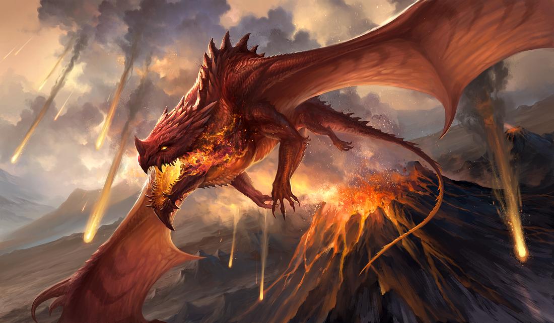 Black Dragon by sandara on DeviantArt