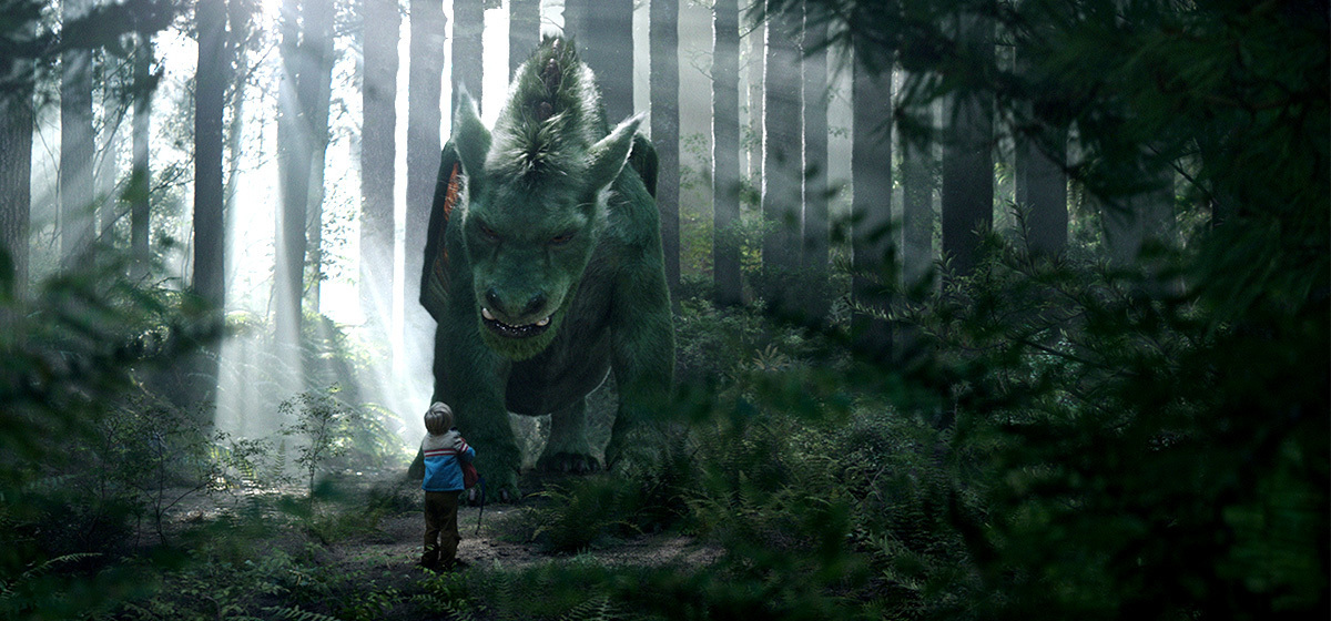 Pete's Dragon (2016) | Disney Movies