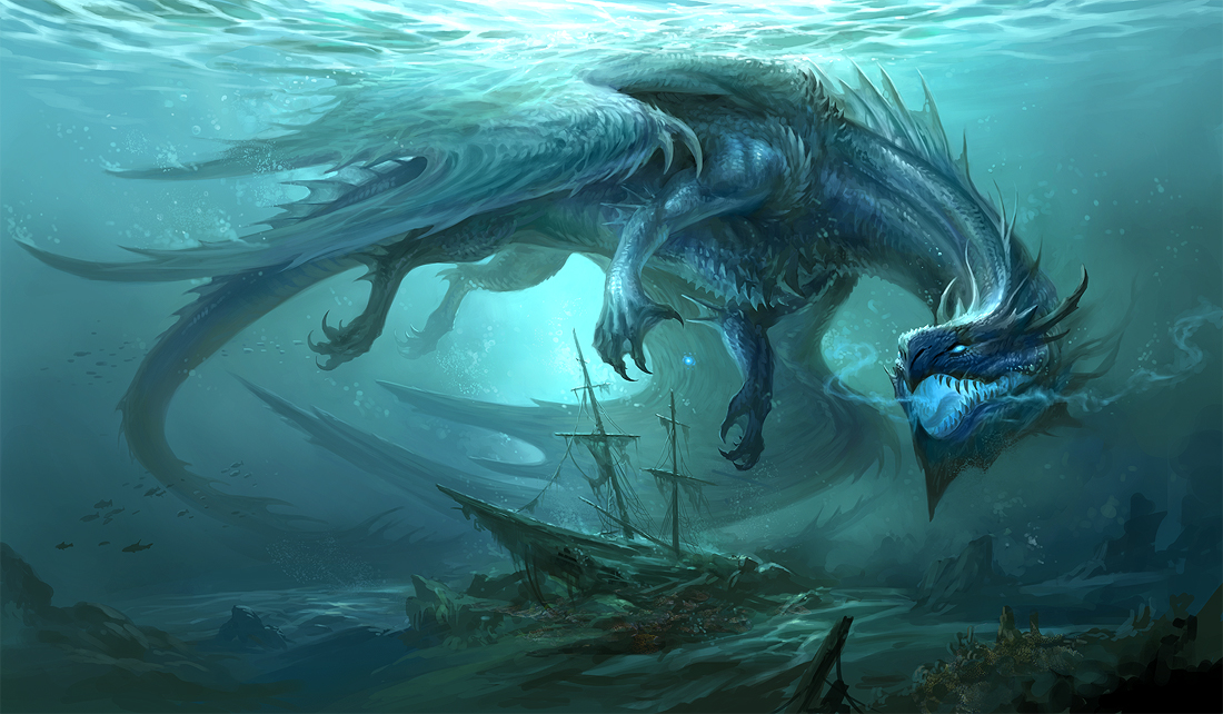 Black Dragon by sandara on DeviantArt