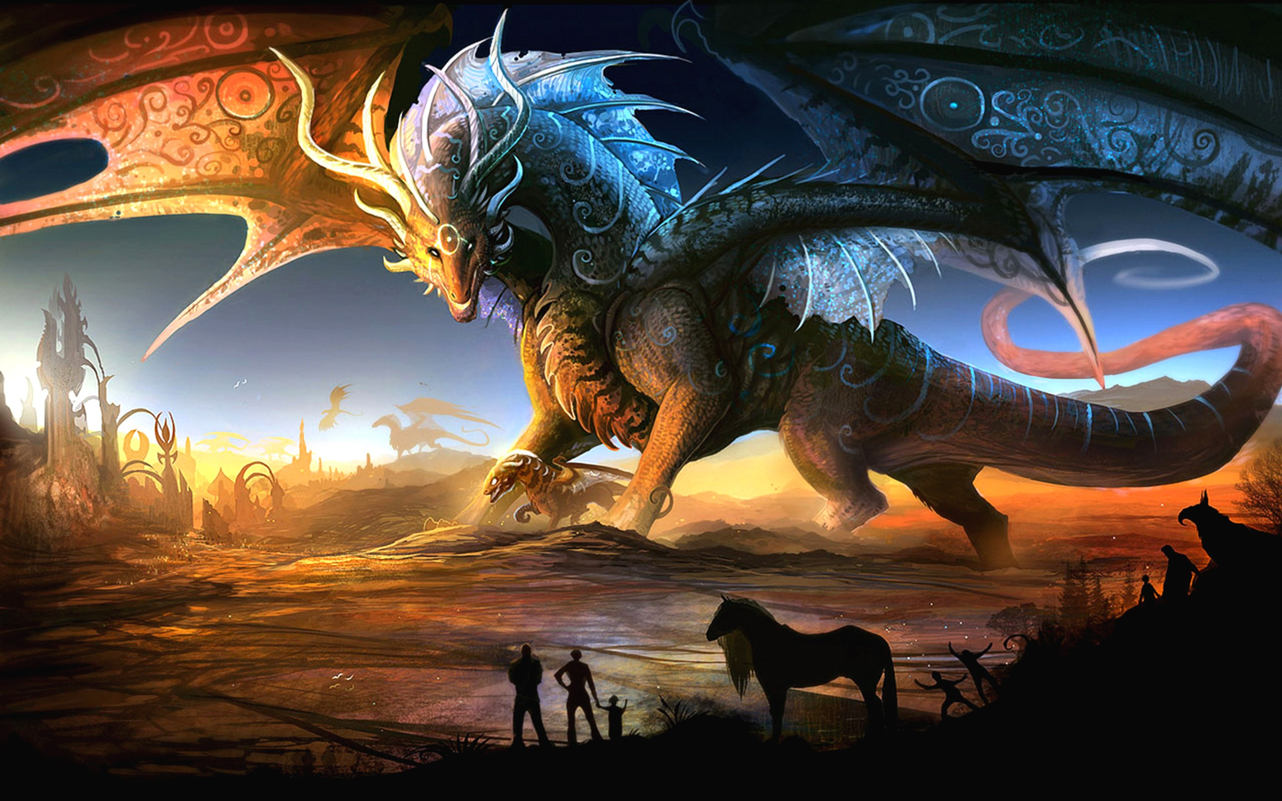 What Type Of Dragon Are You?   Playbuzz