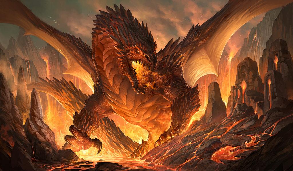 dragon - DeviantArt
