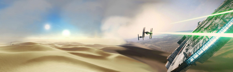 Star Wars Dual Monitor Wallpapers - Album on Imgur